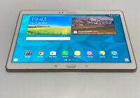 "Samsung Galaxy Tab S 4G+WiFi 10.5"" SM-T805 16GB Libre 7900mAh HD Tablet"