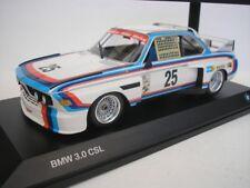 Original BMW Miniatur 3.0 CSL Hommage 1:18 Sammlermodell NEU 80432454792 2454792