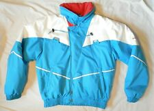 Obermeyer Mens Ski Jacket Vintage Sport Winter Coat Jacket Zippered Size Medium
