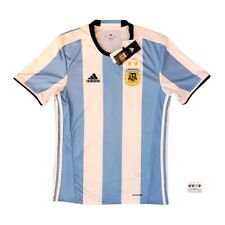NWT Argentina 2016/17 International Home Soccer Jersey Small Adidas