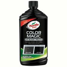 Turtle Wax Color Magic Black Car Polish, 16 oz. T374KTR
