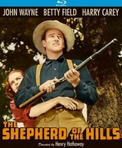 The Shepherd of the Hills [New Blu-ray]