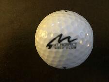 Mount Prospect Golf Club (IL) - Logo Golf Ball