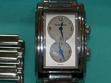 Tiffany&Co stainless steel man's Watch