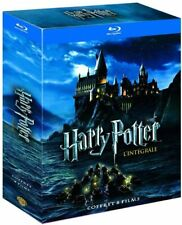 Harry Potter Intégrale Coffret Blu-Ray 8 Films Version Française Neuf JK Rowing