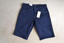 levis line 8 denim jeans shorts mens waist 28 BNWT