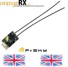 Frsky R-XSR 16Ch Micro Receiver SBUS CPPM EULBT Firmware Drone orangeRX -uk