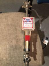 Budweiser Beer Tap With Keg Tap