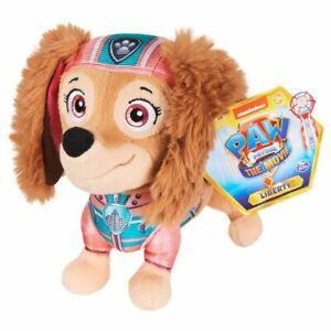 Paw Patrol The Movie Liberty Plush Long Hair Dachshund Weenie Girl Dog 2021 New