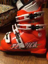 Tecnica Diablo Inferno R60 Youth Ski Boots 238mm 18 To 19.5 Mondo