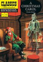 Classics Illustrated A Christmas Carol - Modern #15 (Charles Dickens)