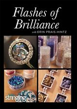New! Flashes of Brilliance Erin Prais-Hintz Resin Jewelry-Making DVD