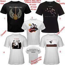 The Cranberries Album concert tour T-shirt All Size S,M,L~5XL,Kids,Baby
