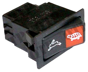 DUAL POWER SWITCH FOR FORD 5610 6410 6610 6810 7610 TRACTORS WITH AP CAB.