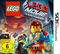 The LEGO Movie Videogame (Nintendo 3DS, 2014, Keep Case)