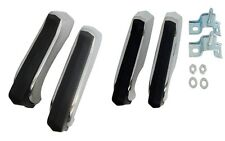 PG Classic 1199-66SET Mopar 1966 Charger Front&Rear Bumper Guards come with pads