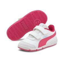 Puma Stepfleex 2 SL VE Inf Kinder Baby Schuhe Sneaker 192523 White Pink