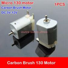 Mini motor de corriente continua DC 3V 10000RPM eje de salida de 3mm de alta velocidad Micro Motor para Juguete hágalo usted mismo