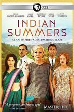 Masterpiece ~ Indian Summers ~ BRAND NEW 4-DISC PBS DVD SET