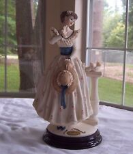 Retired (2006) Florence Giuseppe Armani Figurine Sculpture Lovely Laura 1404C