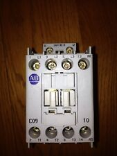 AB #100-C09D*10, SER-A, C09, 10,  CONTACTOR, 30 DAY WARRANTY, FREE SHIPPING
