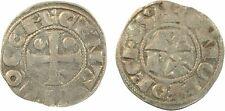 Béarn (seigneurie de), les Centulle, denier d'argent -24
