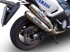 LIGNE COMPLETE GPR DOUBLE DEEPTONE YAMAHA TMAX 530 2012/16