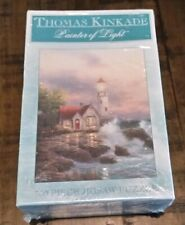 Thomas Kinkade Painter of Light 300 pc Jigsaw Puzzle New In Box SEALED!
