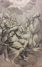 Elévation Charles Errard (1620 -1686) Gilles Rousselet (1602-1686) XVIIe