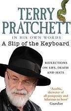 Terry Pratchett, Neil Gaiman - A Slip of the Keyboard (Paperback)
