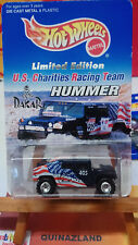 Hot Wheels US Charities Racing Team Hummer Limited Edition (9995)
