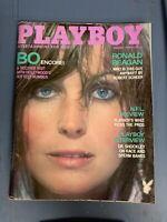 Playboy Magazine August 1980  Bo Derek Victoria Cooke