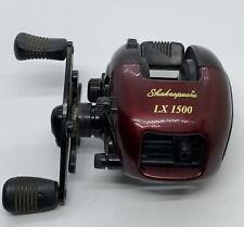 Shakespeare LX1500 Baitcasting Fishing Reel