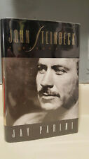 Jay Parini, JOHN STEINBECK: A BIOGRAPHY (1995)  1st/1st HCDJ - Like New