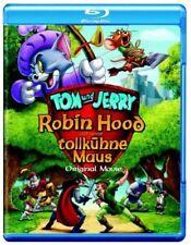 TOM UND JERRY: ROBIN HOOD UND SEINE TOLLKÜHNE MAUS (Blu-ray Disc) NEU+OVP