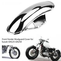 NEW Motorcycle Front Fender Mudguard Fairing Mud Guard For Suzuki GN125 GN250