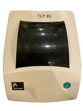 Zebra TLP2844 LP 2844 Thermal Label Printer Parallel Serial USB no Power Adapter
