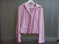 UNITED COLORS OF BENETTON Bluse rosa Größe 36 S