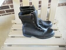 Vintage 1980'S M.T SHAW Inc.  US MILITARY Winter Weight Flight Boots Sz 8
