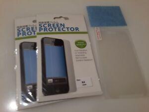 2x Dicke Qualitätsfolien Displayschutzfolie Samsug i9500 Galaxy S4Schutzfolie