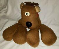 "Vintage Hallmark Rodney the Reindeer Big Large 20"" Plush Christmas"