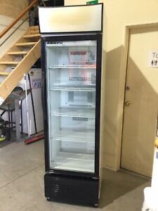 Skope 1 Door Vertical Chiller | Fully Tested | Used Fair Condition | Warranty