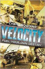 Velocity, New, Chris Wooding Book