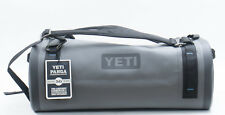 Yeti Panga 50 Duffel Bag Storm Gray Submersible 100% Dry Inside FreeShip YPANG50