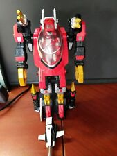 Power Rangers Operation Overdrive Red Black Transtek Armor Megazord All Terrain