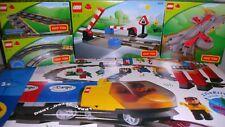 Lego Duplo Eisenbahn Intelli 3325,2735,2734,3773,3775,OVP.Alle 5 Sets Komplett