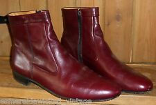 Leather 1970s Vintage Shoes for Men