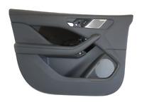 Jaguar i Pace X590 LHD Front Left Side Interior Door Card Moulding Trim - Ebony