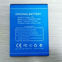 Original Y100 Plus 3000mAh Battery For DOOGEE Valencia 2 Y100 Plus Warranty