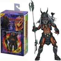 "PREDATOR The Ultimate Deluxe Clan Leader Predator 7"" Action Figure Kenner 21"